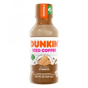 Dunkin Donuts Iced Coffee S'Mores