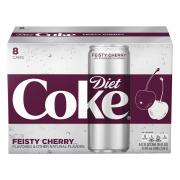 Diet Coke Feisty Cherry