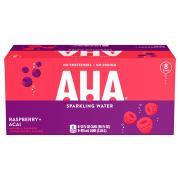 AHA Sparkling Water Raspberry + Acai