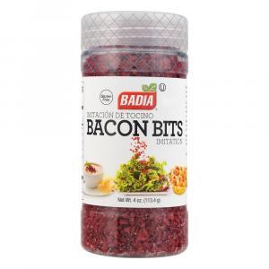 Badia Bacon Bits Jar