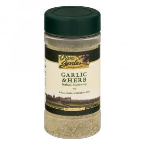 Olive Garden Garlic and Herb Italian Seasoning