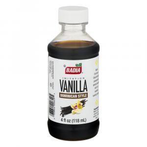 Badia Imitation Vanilla Extract