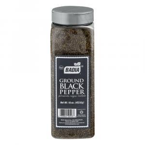Badia Ground Black Pepper