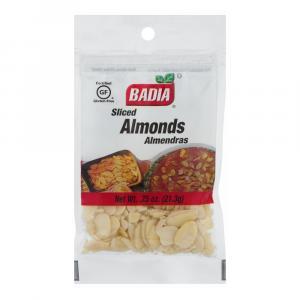 Badia Sliced Almonds