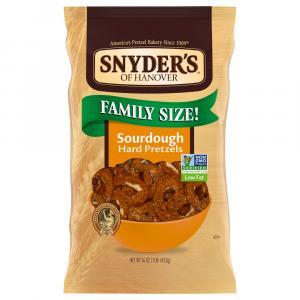 Snyder's of Hanover Sourdough Pretzels