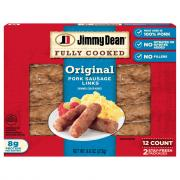 Jimmy Dean Fresh Taste Fully Cooked Sausage Links
