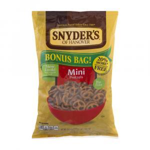 Snyder's Of Hanover Mini Pretzel Pounder
