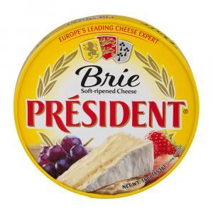 President Mini Plain Brie Cheese