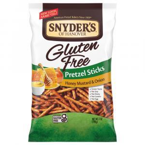 Snyder's of Hanover Gluten Free Honey Mustard & Onion