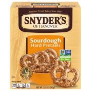 Snyder's of Hanover Hard Box Pretzels
