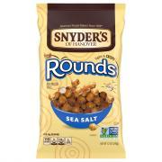 Snyder's of Hanover Rounds Sea Salt Mini Pretzel Balls