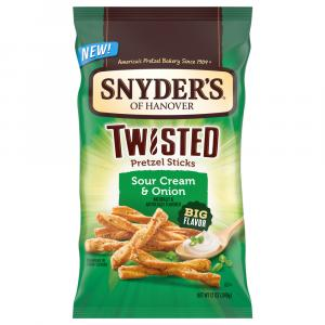 Snyder's of Hanover Twisted Sour Cream & Onion
