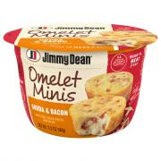 Jimmy Dean Omelet Minis Bacon & Gouda