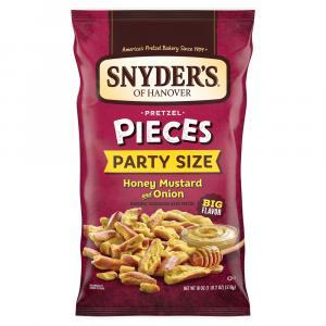 Snyder's of Hanover Honey Mustard & Onion Pretzel Pieces