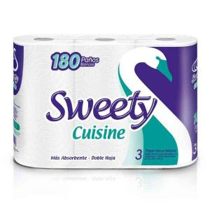 Sweety Cuisine 60 Sheet Paper Towels