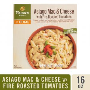 Panera Asiago Mac & Cheese with Fire Roasted Tomatoes