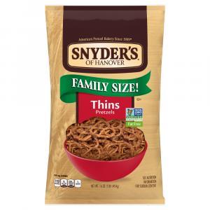 Snyder's of Hanover Thin Pretzels