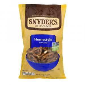Snyder's Of Hanover Homestyle Pretzels