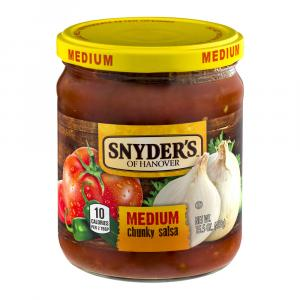 Snyder's of Hanover Medium Chunky Salsa