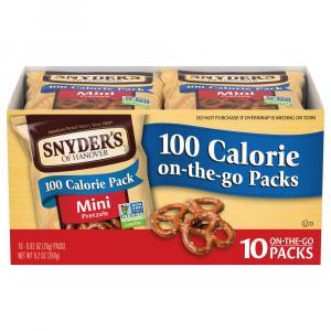 Snyder's of Hanover Mini Pretzels Lunch pack