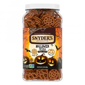 Snyder's of Hanover Halloween Spooky Shapes