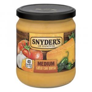 Snyder's of Hanover Salsa Con Queso