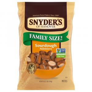 Snyder's of Hanover Sourdough Pretzel Nibblers