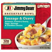 Jimmy Dean Sausage Gravy Breakfast Bowl