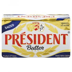 President Salted Butter