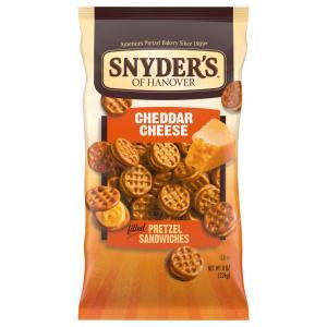 Snyder's of Hanover Cheese Pretzel Sandwiches