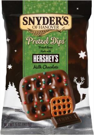 Snyder's Of Hanover Milk Chocolate Pretzel With Sprinkles