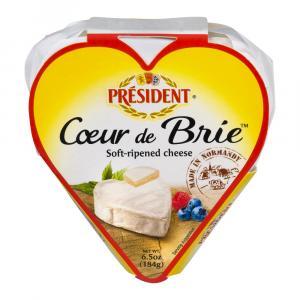 President Coeur de Brie Cheese