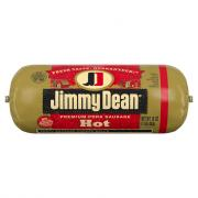 Jimmy Dean Hot Regular Sausage