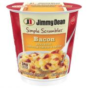 Jimmy Dean Bacon Cheddar Simple Scrambles