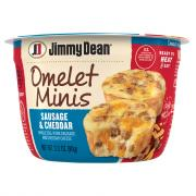 Jimmy Dean Omelet Minis Sausage & Cheddar Cheese