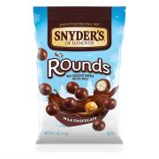 Snyder's of Hanover Milk Chocolate Rounds