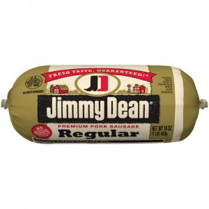 Jimmy Dean Regular Sausage Roll