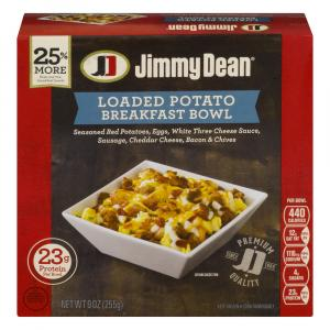 Jimmy Dean Loaded Potato Bowl