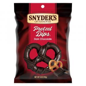 Snyder's of Hanover Dark Chocolate Pretzel Dips