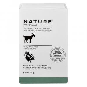 Canus Goat's Milk Fragrance Free Bar Soap