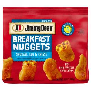 Jimmy Dean Sausage, Egg & Cheese Nuggets