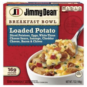 Jimmy Dean Loaded Potato Breakfast Bowl