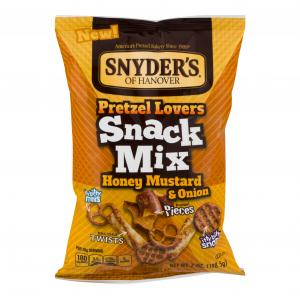 Snyder's Of Hanover Honey Mustard & Onion Snack Mix