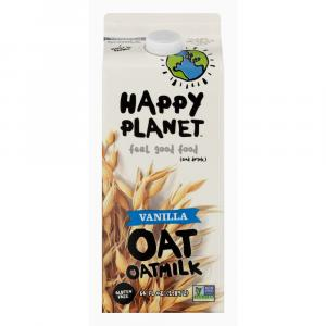 Happy Planet Oatmilk Vanilla