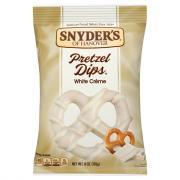 Snyder's of Hanover White Creme Pretzel Dips