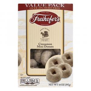 Freihofer's Cinnamon Mini Donuts Value Pack