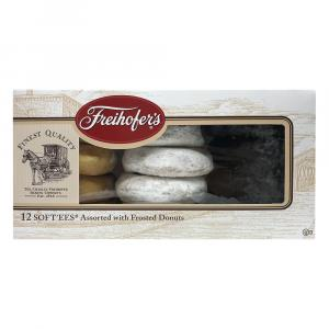 Freihofer's Super Softee Frosted Donuts