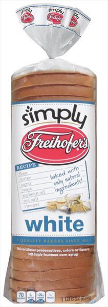 Freihofer's Simply White Bread