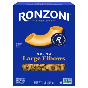 Ronzoni Large Elbows