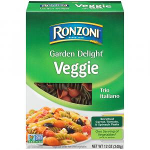 Ronzoni Garden Delight Trio Italiano